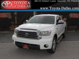 2007 Super White Toyota Tundra Limited Double Cab #33986576
