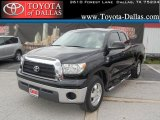 2007 Black Toyota Tundra Texas Edition Double Cab #33986577