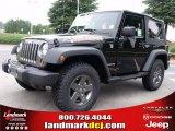 2010 Black Jeep Wrangler Sport Mountain Edition 4x4 #33986842