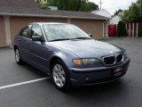 2003 Steel Blue Metallic BMW 3 Series 325i Sedan #33986878