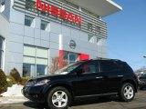 2005 Super Black Nissan Murano SL AWD #3405698