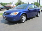 2007 Pace Blue Chevrolet Cobalt LS Coupe #33987566