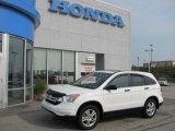 2010 Taffeta White Honda CR-V EX AWD #34095141