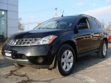 2006 Super Black Nissan Murano S AWD #3405694