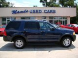 2003 True Blue Metallic Ford Explorer XLS #34095458