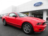 2011 Race Red Ford Mustang V6 Premium Coupe #34095217