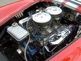 Shell Valley 427 Cobra Replica Engines