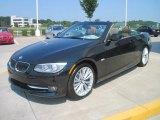 2011 Black Sapphire Metallic BMW 3 Series 335i Convertible #34095531