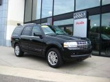 2008 Black Lincoln Navigator Limited Edition 4x4 #34095242