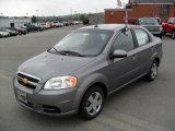 2010 Chevrolet Aveo LS Sedan Data, Info and Specs