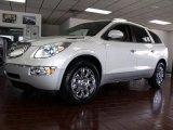 2011 White Diamond Tricoat Buick Enclave CXL #34095310