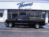 2003 Black Chevrolet Silverado 1500 LS Extended Cab #34095622