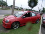 2003 Flame Red Dodge Neon SRT-4 #34095635