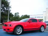 2011 Race Red Ford Mustang V6 Premium Coupe #34095113