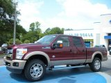 2011 Ford F350 Super Duty King Ranch Crew Cab 4x4 Data, Info and Specs