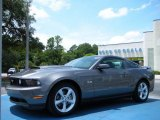 2011 Sterling Gray Metallic Ford Mustang GT Premium Coupe #34095118