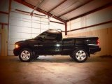 2003 Black Dodge Ram 1500 SLT Regular Cab 4x4 #34095371