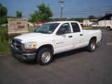 2006 Bright White Dodge Ram 1500 ST Quad Cab #34095467