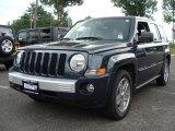 2007 Steel Blue Metallic Jeep Patriot Limited 4x4 #34095475