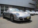 2007 GT Silver Metallic Porsche 911 Turbo Coupe #34168431