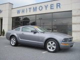 2007 Tungsten Grey Metallic Ford Mustang V6 Premium Coupe #34168437