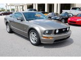 2005 Mineral Grey Metallic Ford Mustang GT Deluxe Coupe #34168140