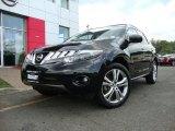 2009 Super Black Nissan Murano LE AWD #34168204