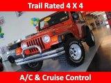 2006 Impact Orange Jeep Wrangler X 4x4 #34167924