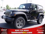 2010 Black Jeep Wrangler Sport Mountain Edition 4x4 #34167954