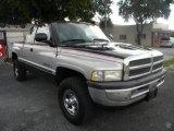1998 Black Dodge Ram 1500 Laramie SLT Extended Cab 4x4 #34168619