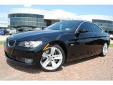 2007 Jet Black BMW 3 Series 335i Coupe #34168342
