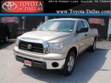 2008 Desert Sand Mica Toyota Tundra Double Cab #34167819