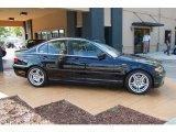 2005 Jet Black BMW 3 Series 330i Sedan #34168397