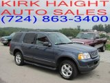 2003 Medium Wedgewood Blue Metallic Ford Explorer XLT 4x4 #34167882