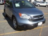2007 Glacier Blue Metallic Honda CR-V LX #34242587