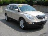 2008 Gold Mist Metallic Buick Enclave CXL AWD #34242042