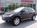 2006 Super Black Nissan Murano SL #34242294