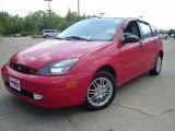 2004 Infra-Red Ford Focus ZX5 Hatchback #34242069