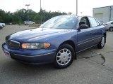 1999 Twilight Blue Pearl Buick Century Custom #34242077