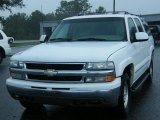 2001 Summit White Chevrolet Suburban 1500 LT #34242116