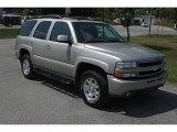 2005 Silver Birch Metallic Chevrolet Tahoe Z71 4x4 #34242789