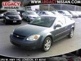 2007 Blue Granite Metallic Chevrolet Cobalt LS Coupe #34241900