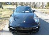 2007 Black Porsche 911 Turbo Coupe #3418430