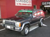 Jeep Cherokee 1991 Data, Info and Specs