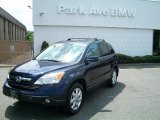 2008 Royal Blue Pearl Honda CR-V EX-L 4WD #34241931