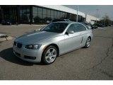 2009 Titanium Silver Metallic BMW 3 Series 328i Convertible #3423982
