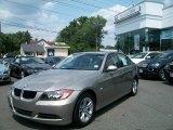 2008 Platinum Bronze Metallic BMW 3 Series 328xi Sedan #34241934