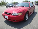 1999 Rio Red Ford Mustang GT Coupe #34242186