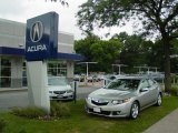 2010 Palladium Metallic Acura TSX Sedan #34242542