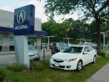 2010 Premium White Pearl Acura TSX Sedan #34242544